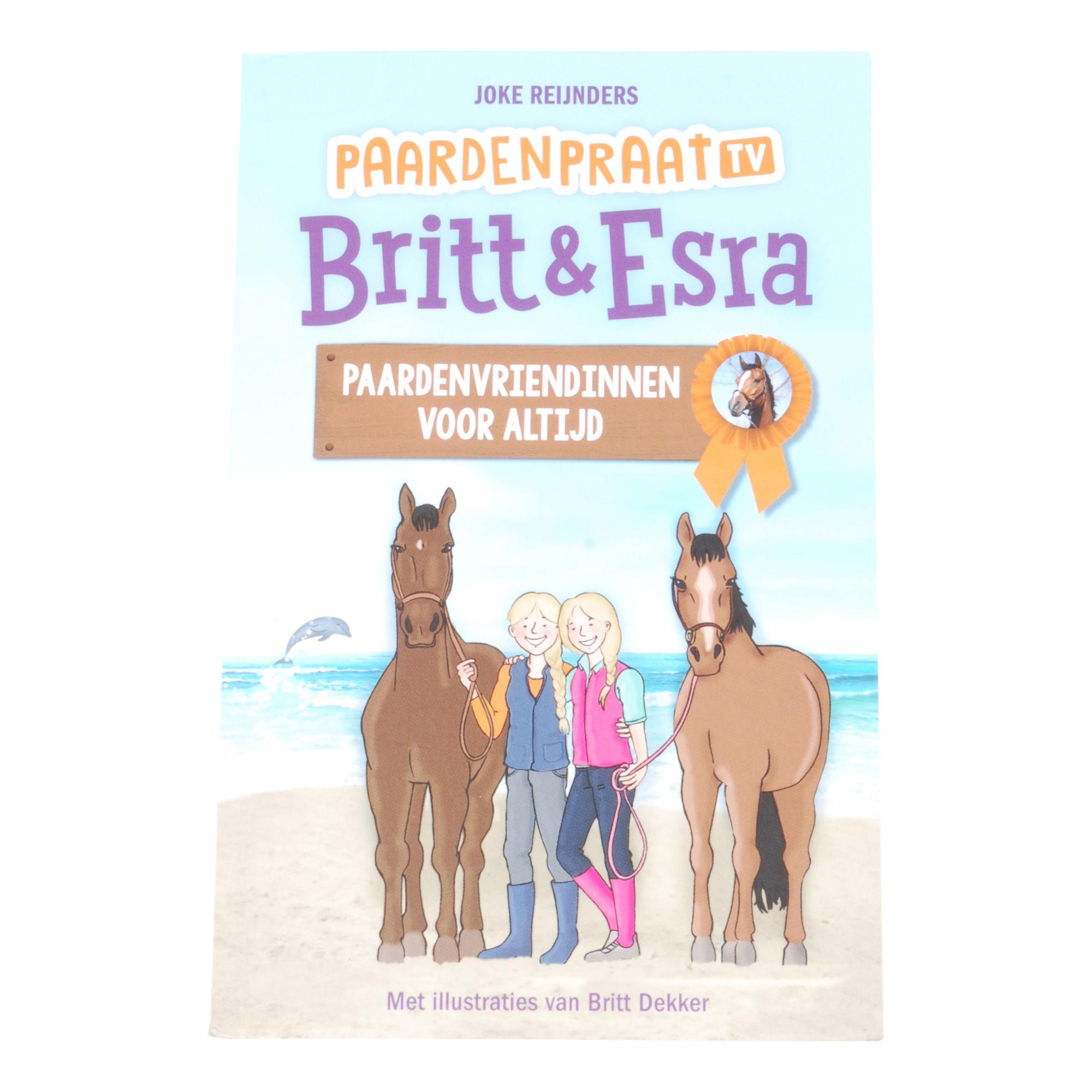 Britt & Esra, paardenvriendinnen voor altijd