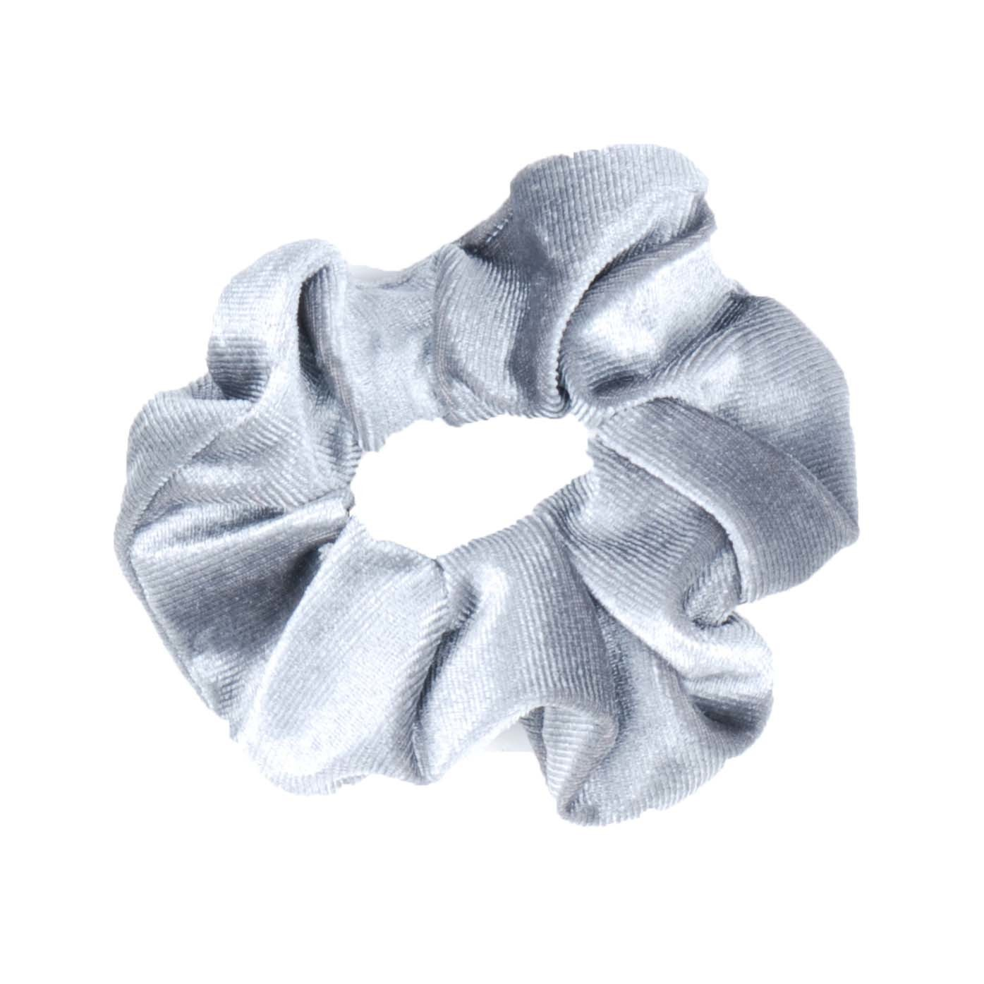 Mondoni Scrunchie grijs