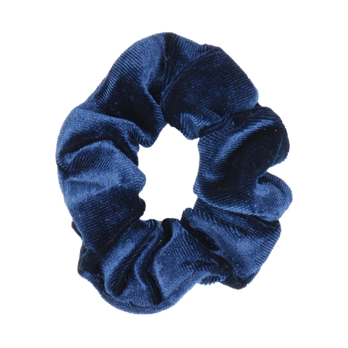 Mondoni Scrunchie donkerblauw