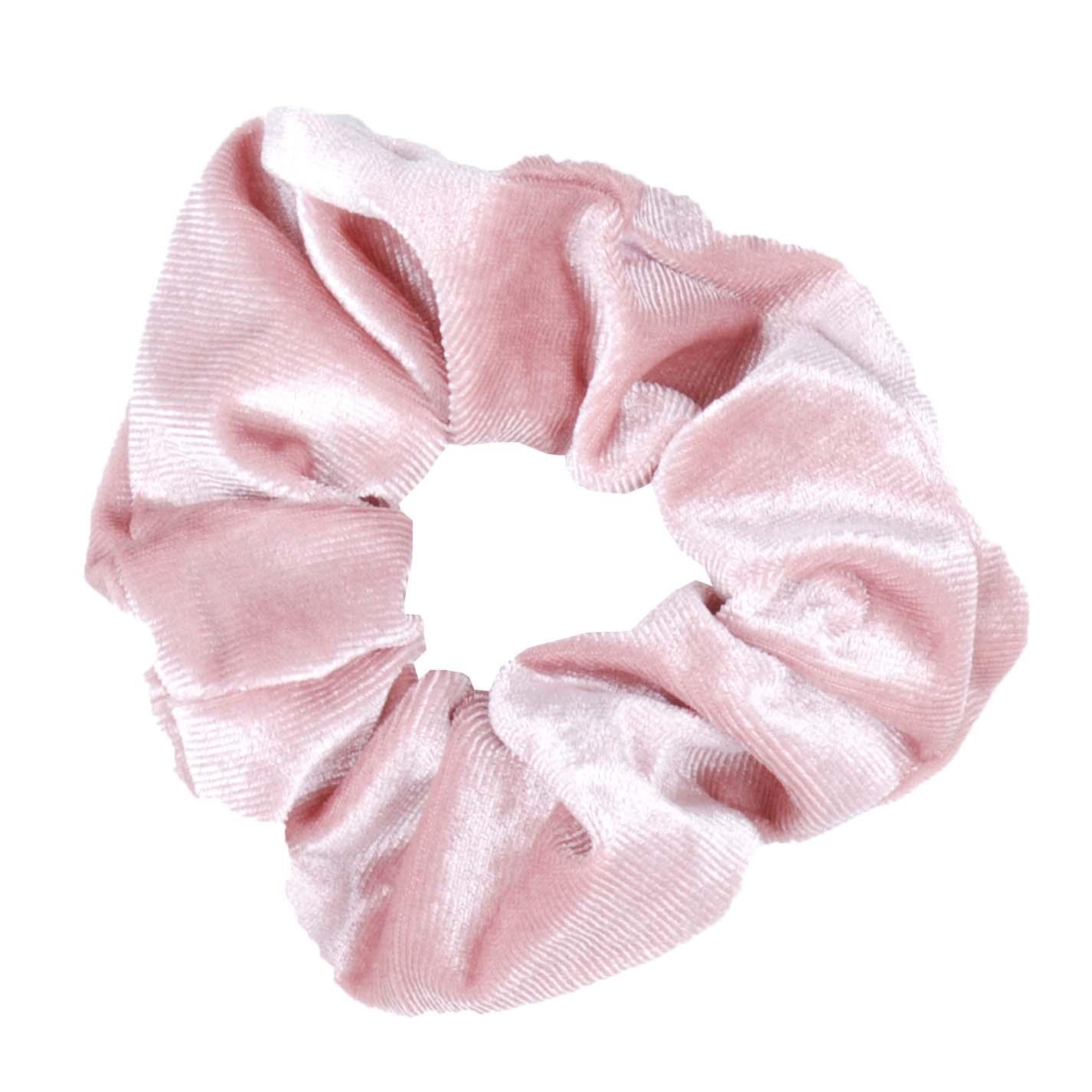 Mondoni Scrunchie roze