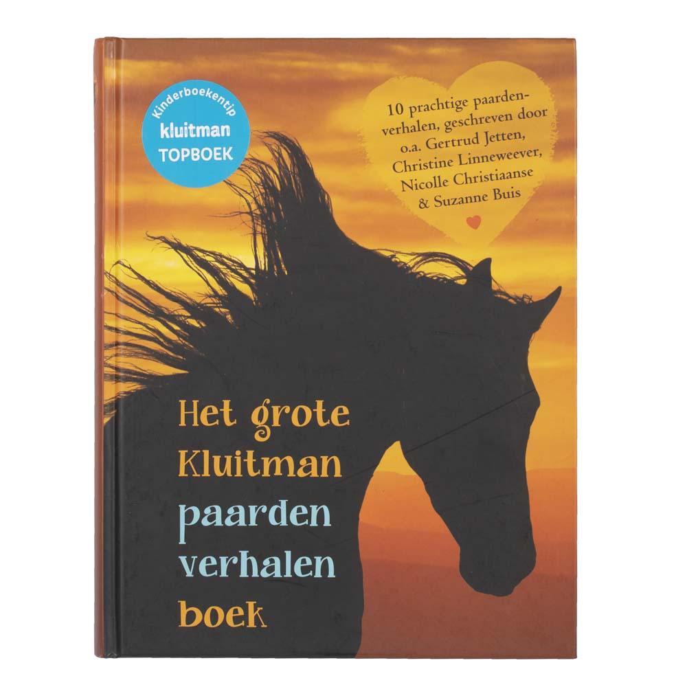 Grote Kluitman Paardenverhalenboek