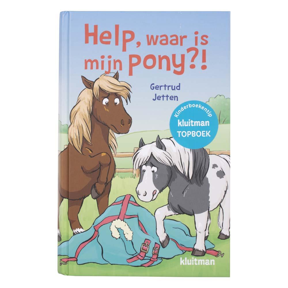 Help, waar is mijn pony