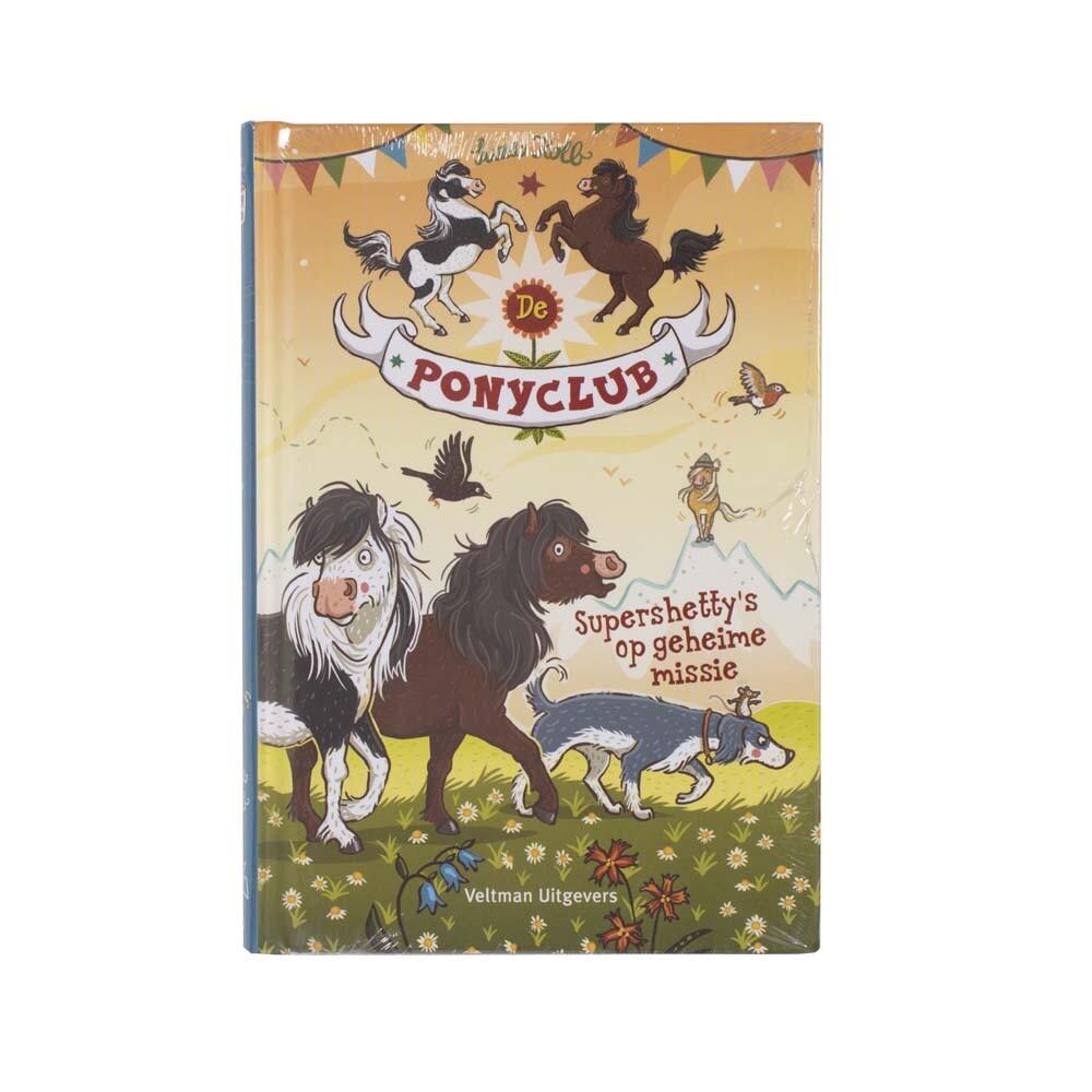 Ponyclub, Supershetty's op geheime missie