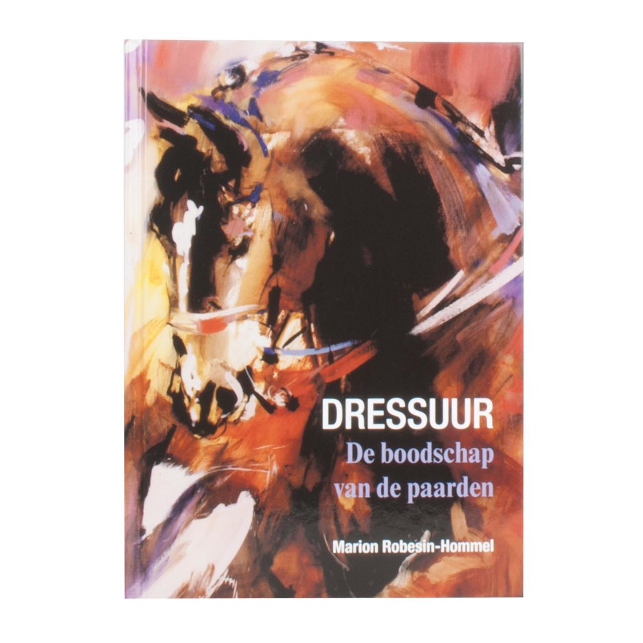 Dressuur de boodschap van paarden - Robesin