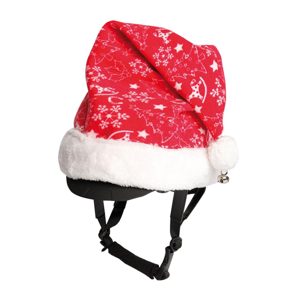 Harrys Horse Kerst cap cover Noel rood