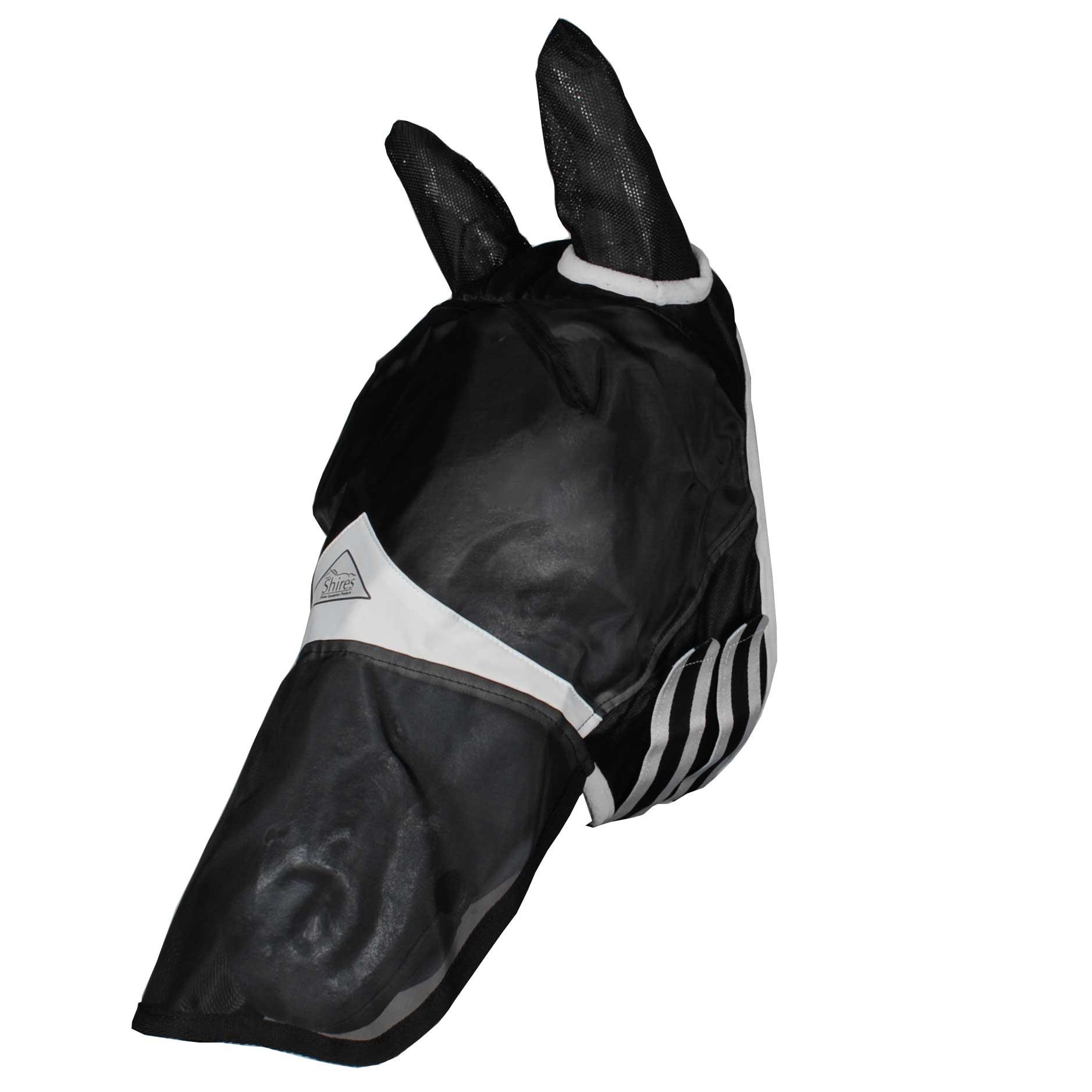 Shires Fine vliegenmasker