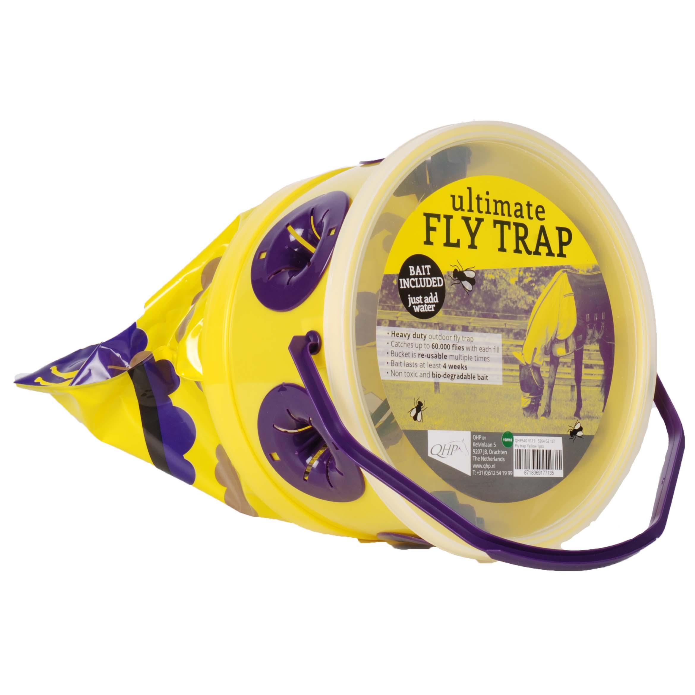 QHP Vliegenval geel