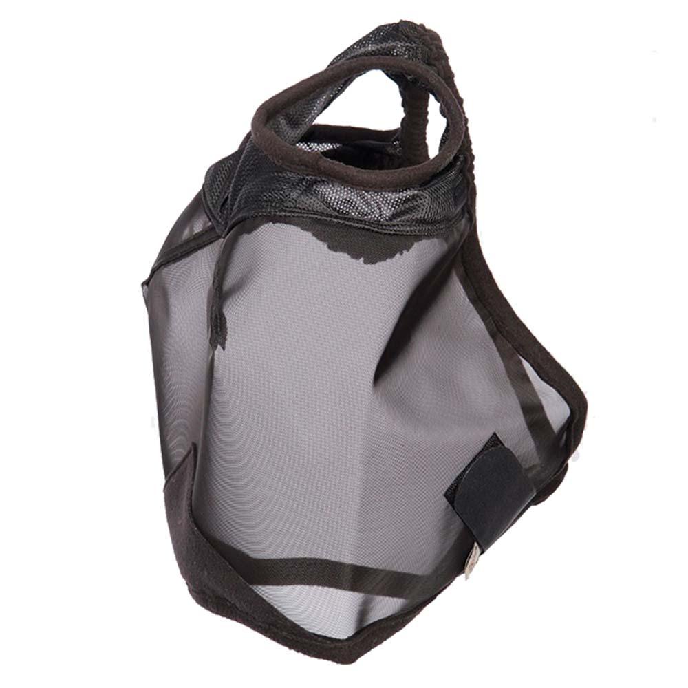 Harry's Horse Flyshield II Vliegenmasker zwart maat:xl