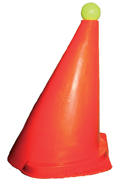 Menkegel oranje