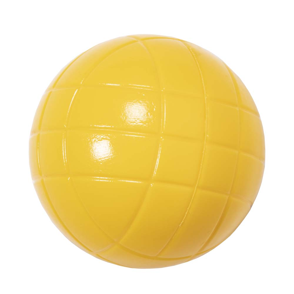 Menkegelbal geel