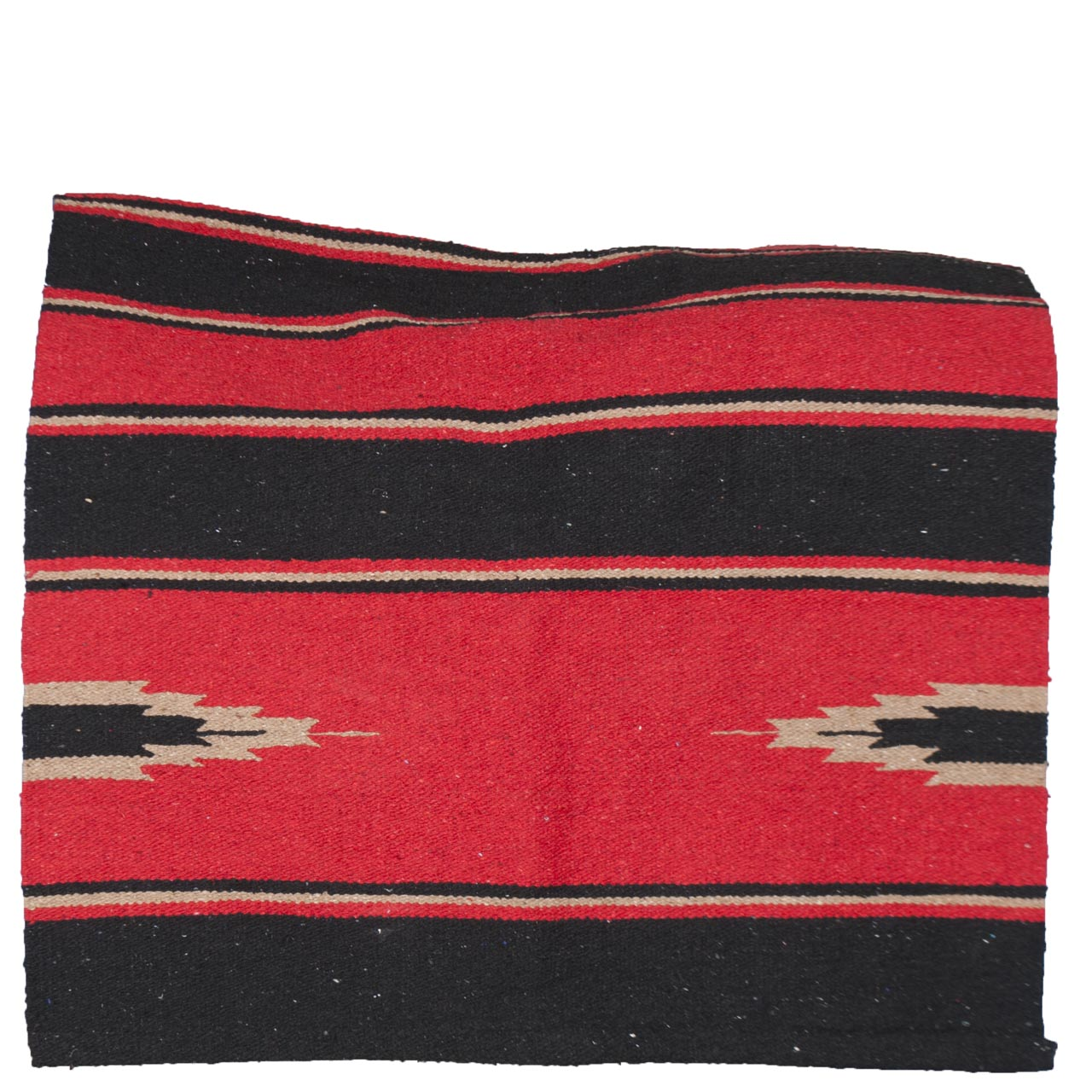 Pagony Miami westernpad rood maat:full