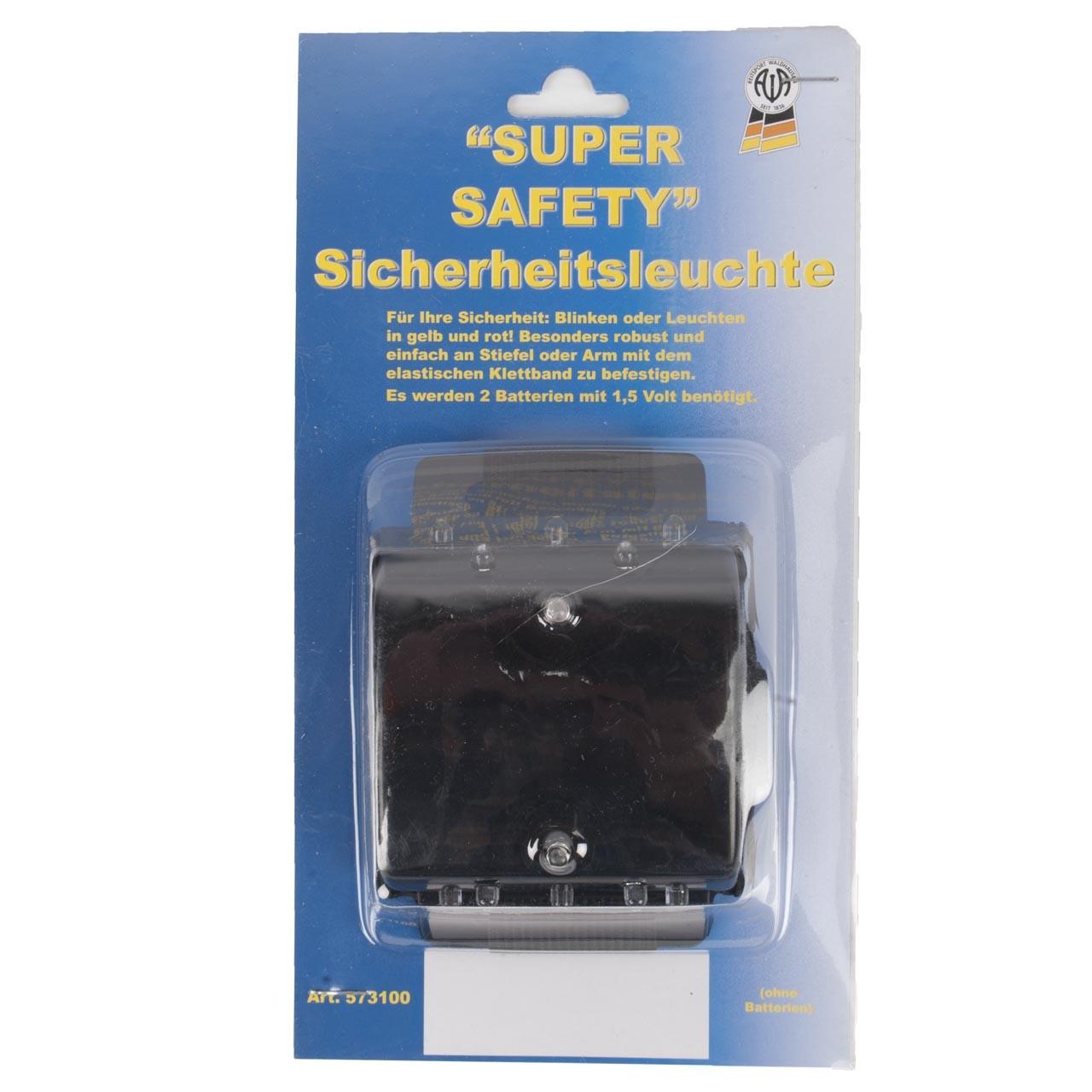 Super Safety veiligheidslamp