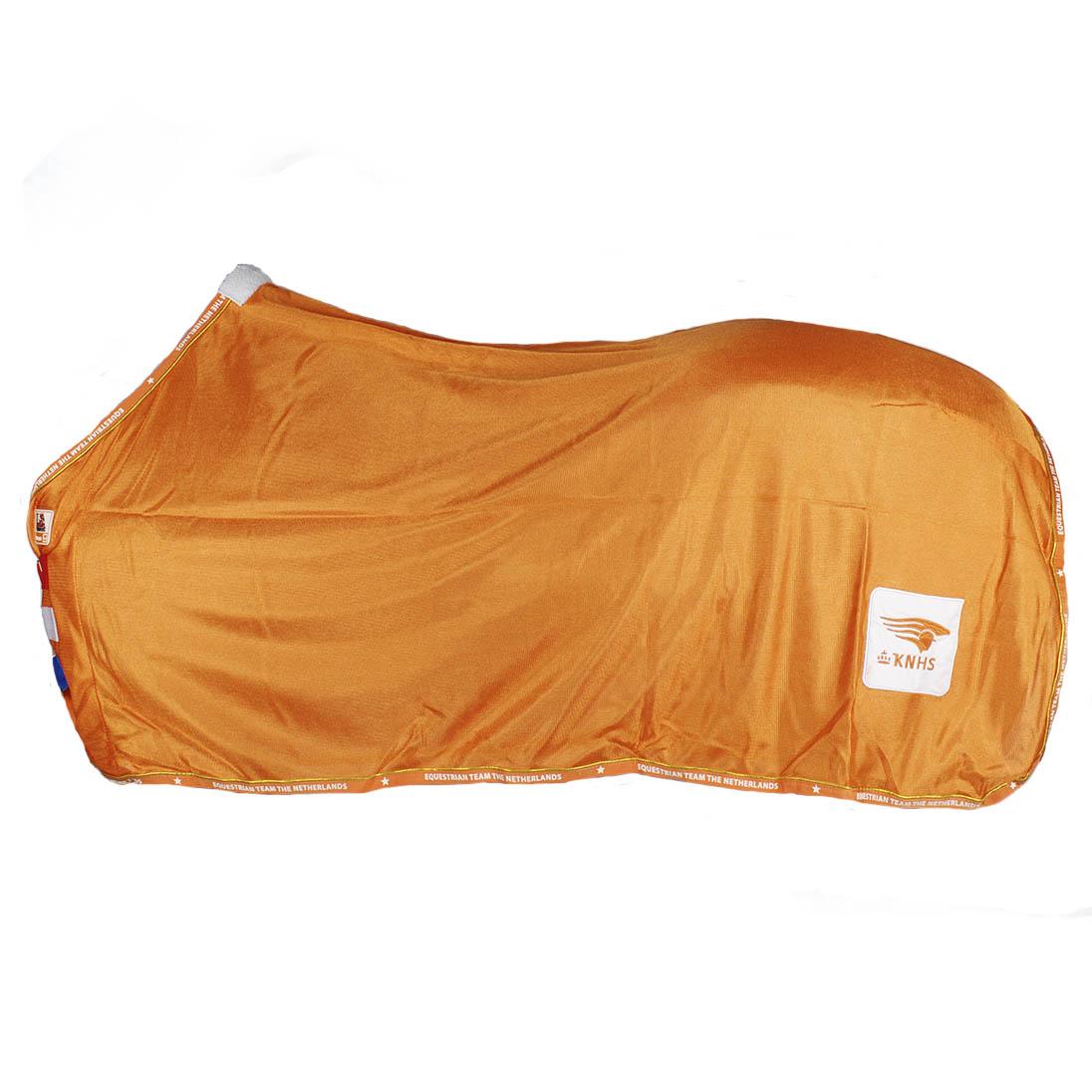 KNHS Vliegendeken III oranje maat:175