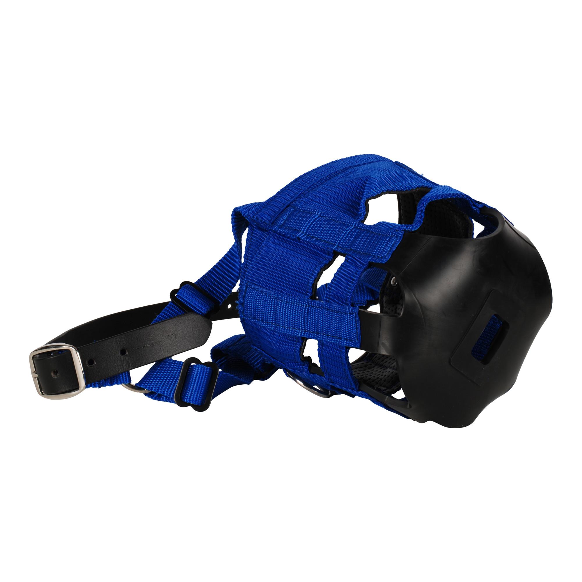 Ultimate Muzzle Graasmasker zwart maat:shetl