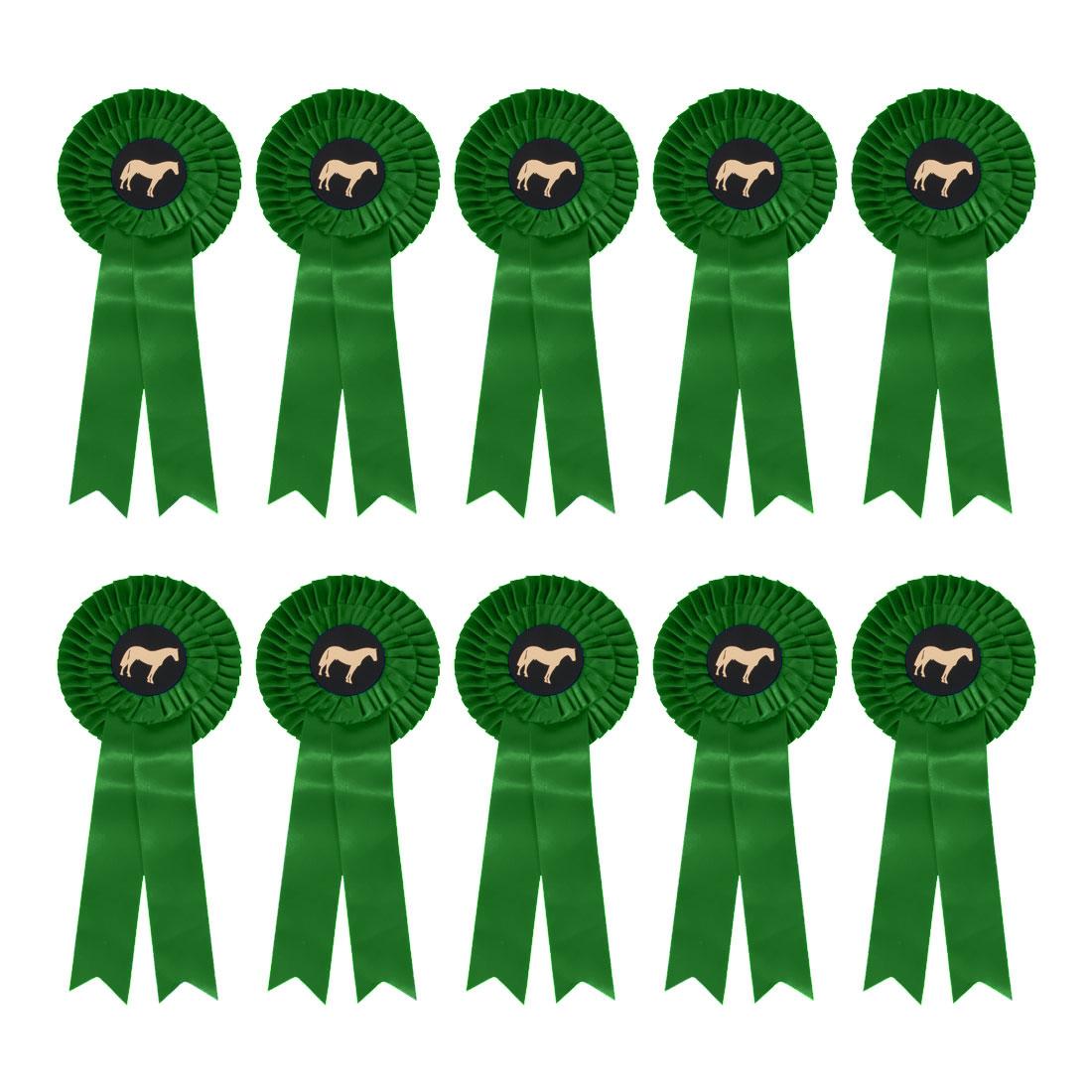 Rozetten (per 10 stuks) groen
